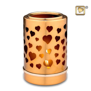 Reflections of Love Tealight Infant/Child/Pet Funeral Cremation Urn, 12 Cu In
