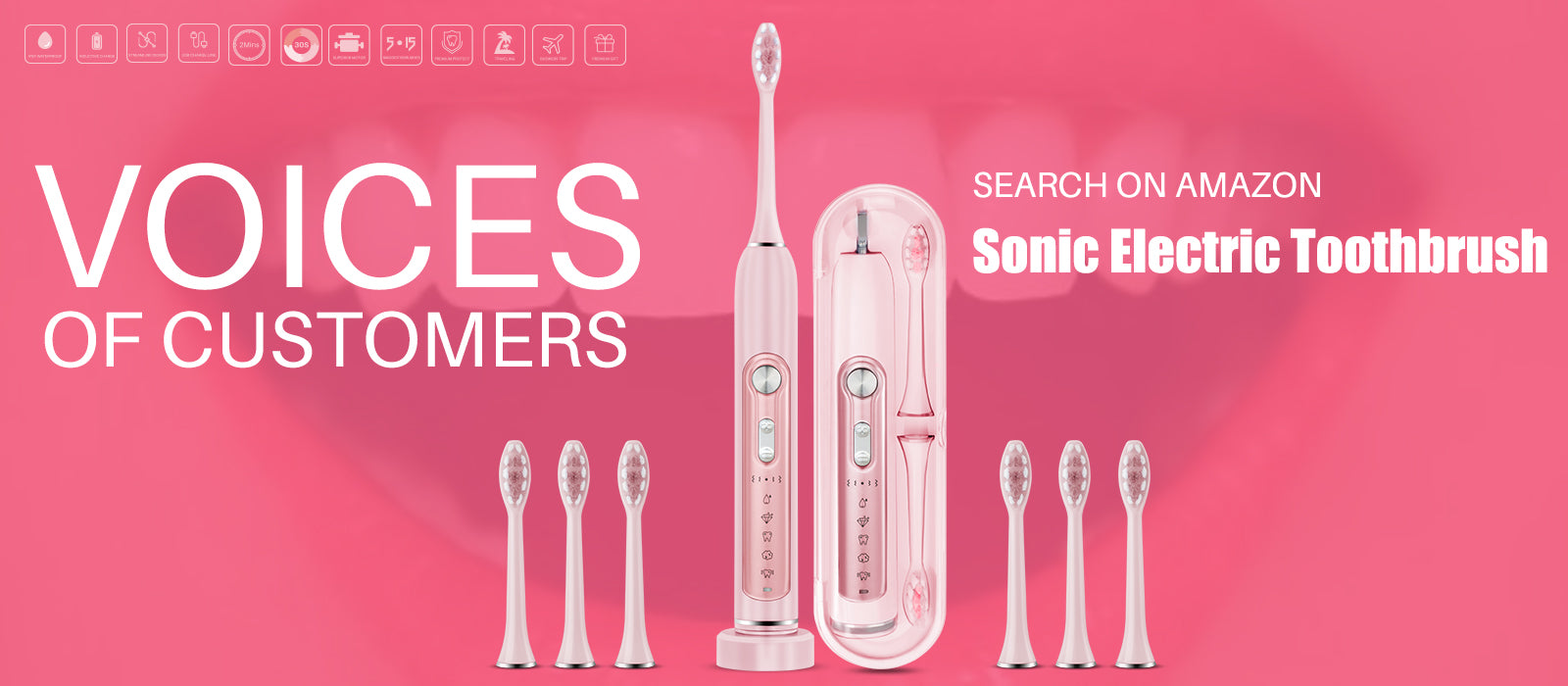 electric toothbrushes users