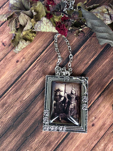Witch Sisters necklace