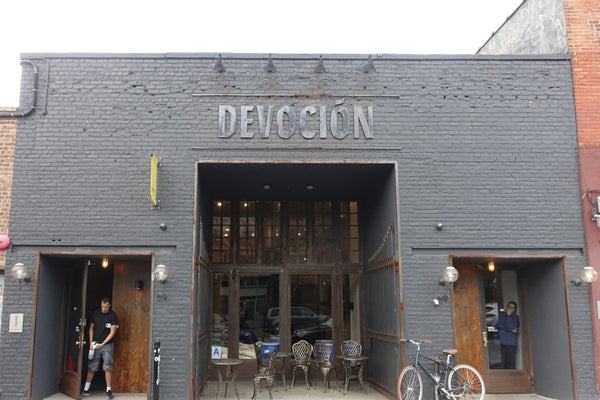 Travel: Devoción, Brooklyn, New York