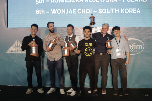 World Latte Art Championship 2018