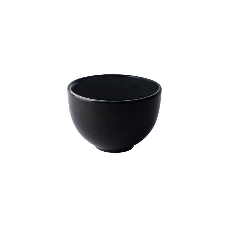 6.5oz / 200ml Modern color Changing Cupping Bowls (Box Deal) (Black)