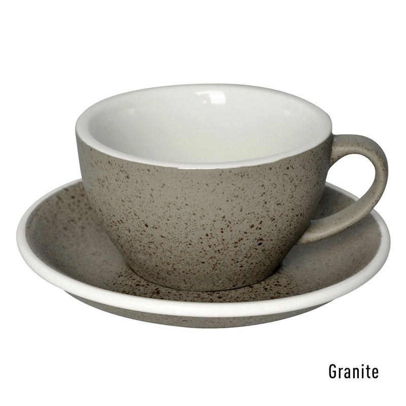 Egg 8oz / 250ml  Cup & Saucer (10 potters options)