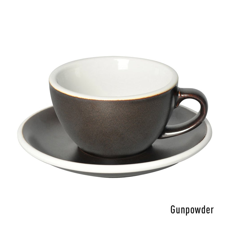 Egg 6.5oz / 200ml Cup & Saucer (10 potters options)