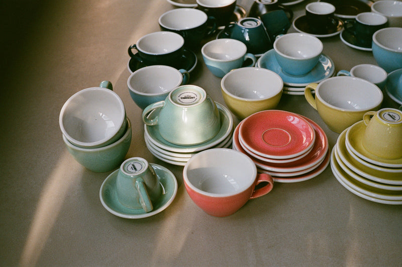 Egg Potters Colors