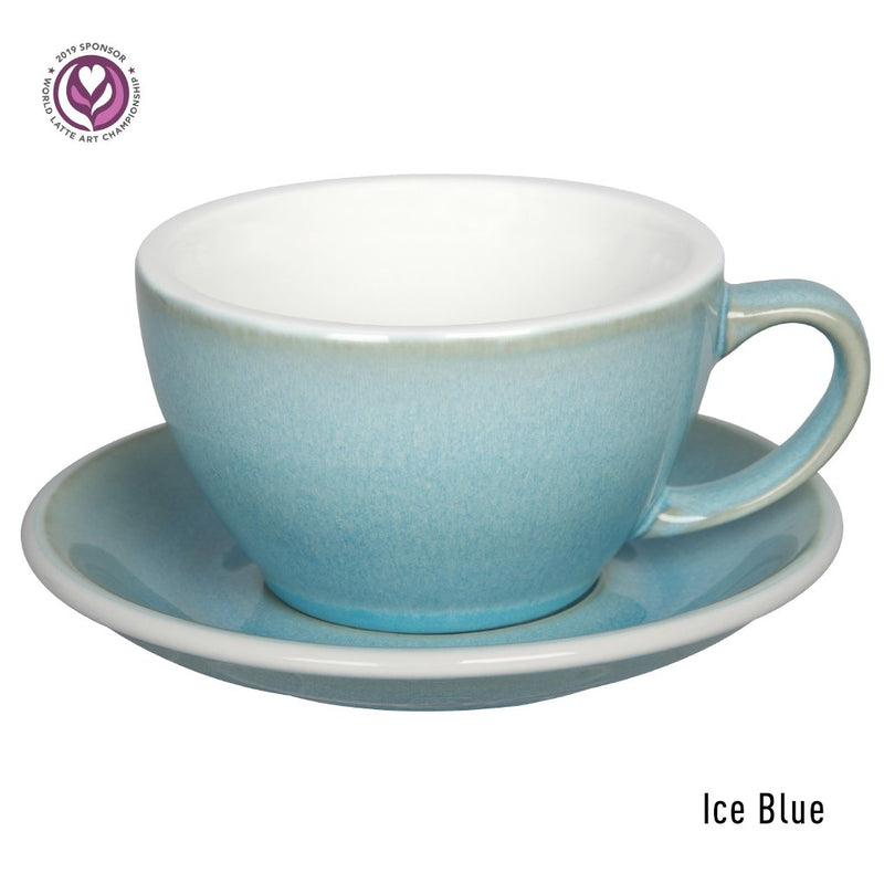 Egg 10oz / 300ml Cup & Saucer (WLAC official, 10 potters options)