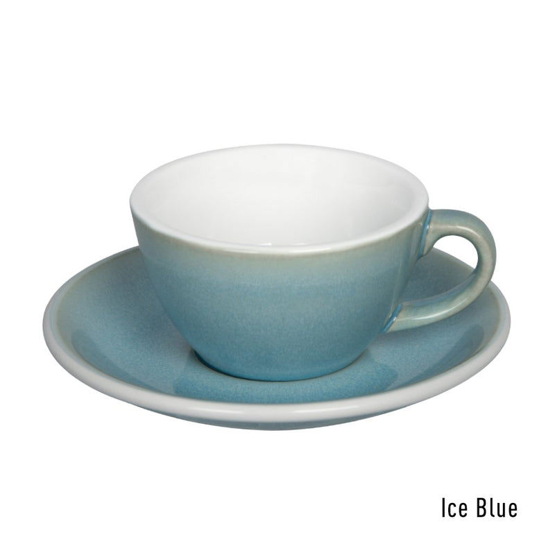 Egg 5oz / 150ml Cup & Saucer (10 potters options)