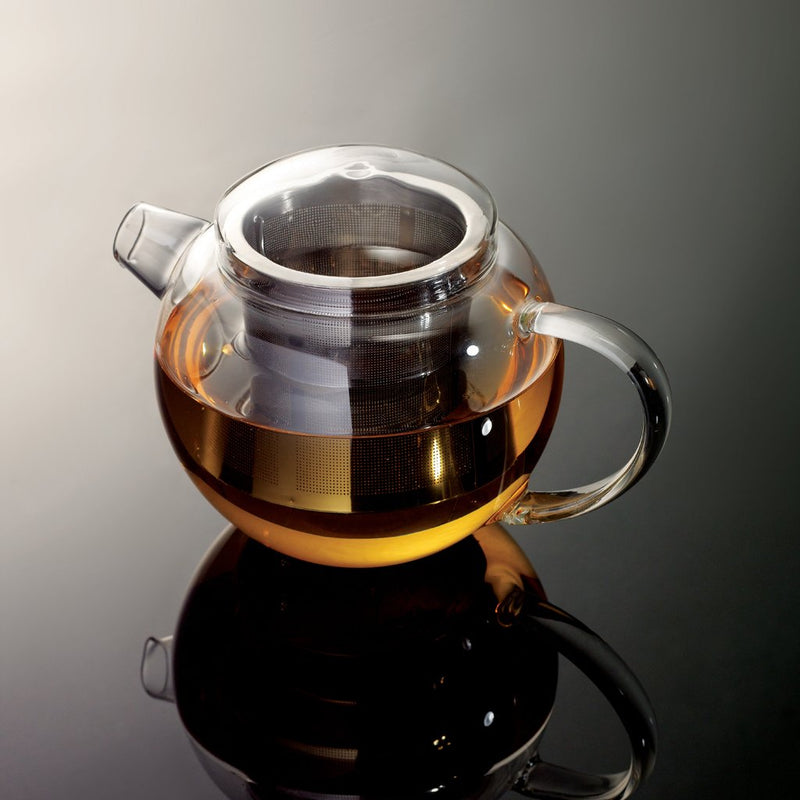 Pro Tea 20oz / 600ml Glass Teapot with Infuser