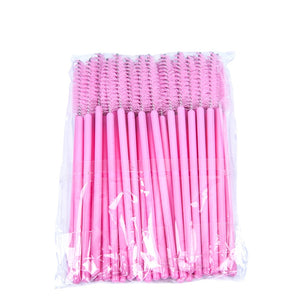 Fiber Lash Brushes (50 pieces)