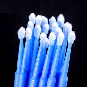 Micro brush ,1.5 mm (100 pcs)