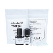 "Load image into Gallery viewer, Arison Lashes ""Beginner"" 2 second curing adhesive,5ml,with RoHS"