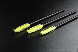 Silicone brushes (50 pieces)