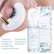 Load image into Gallery viewer, Arison Lashes Lash Shampoo +Brush/60ml -Uncent