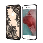 iPhone Luxury Flowers Case