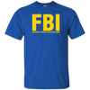 "Image of ""Federally Biased Investigations"" Unisex Tee"