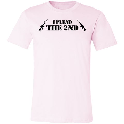 I Plead The 2nd Unisex Tee