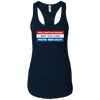 """Vote 'Em Out"" Ladies Tank"