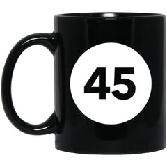 "Drinkware - ""Big Baller 45"" 11oz Mug"
