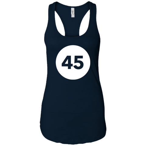 "T-Shirts - ""Big Baller 45"" Ladies Tank"