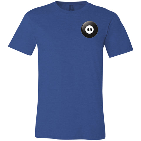 "T-Shirts - ""Retro 45 Pool Ball"""
