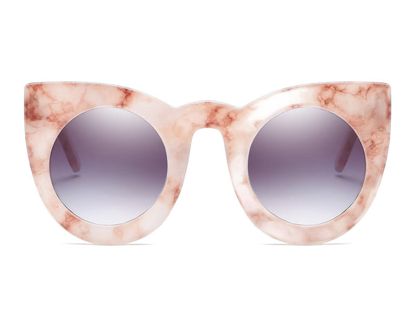 Cadence Cat Eye Jade Sunglasses