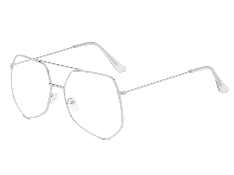 Irregular Polygon Glasses