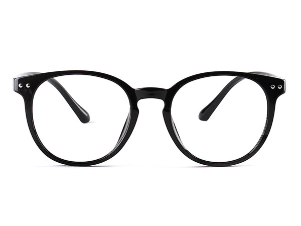 TR Transparent Retro Glasses