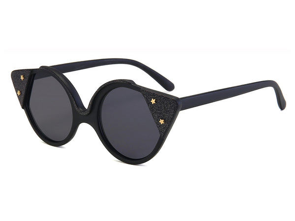 Triangle Cat Eye Fashion Sunglasses