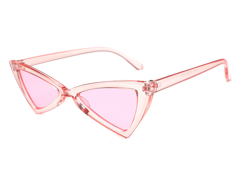 Butterfly Shape Triangle Sunglasses
