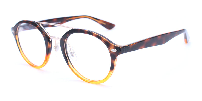 Acetate Round Sheet Glasses