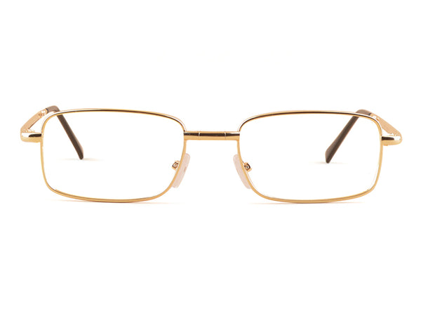 Metal Foldable Rectangle Glasses