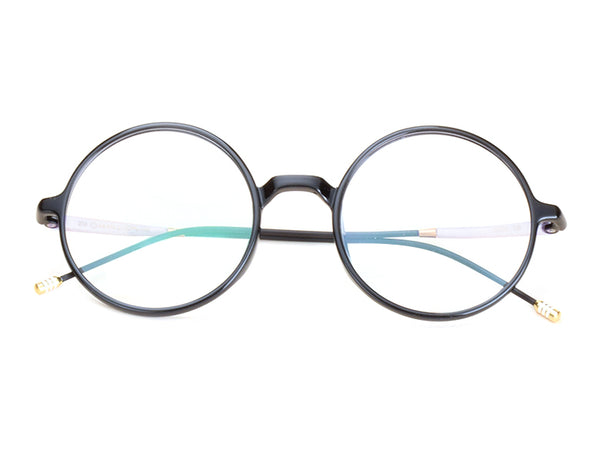 TR Retro Round Glasses
