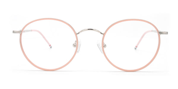 Round Full Rim Glasses