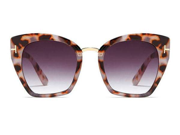 Cat Eye Square Sunglasses