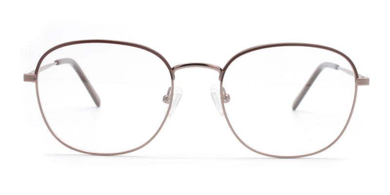 Square Full Rim Glasses