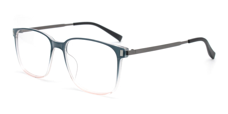 TR Rectangle Full Rim Glasses