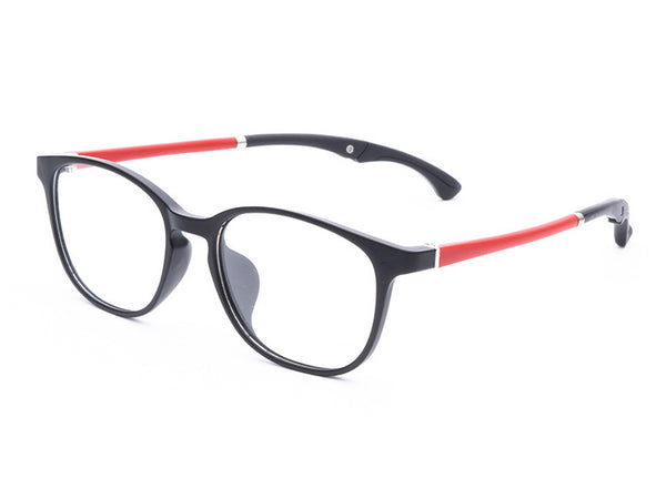 TR Adjustable Temple Sequare Glasses