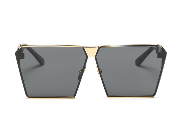 Square Fashion Sunglasses