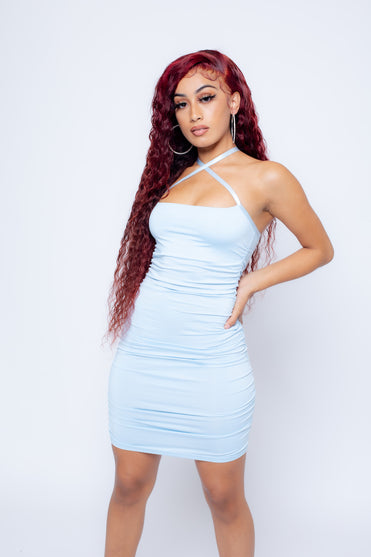 CLOUD NINE DRESS