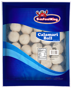 SeafoodKing Indonesia Calamari Ball