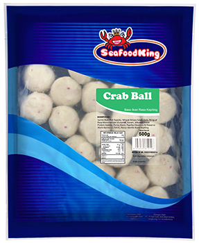 SeafoodKing Indonesia Crab Ball