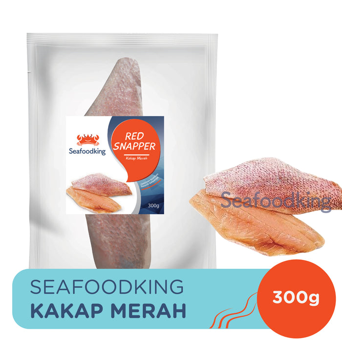 Red Snapper Fillet 300GR