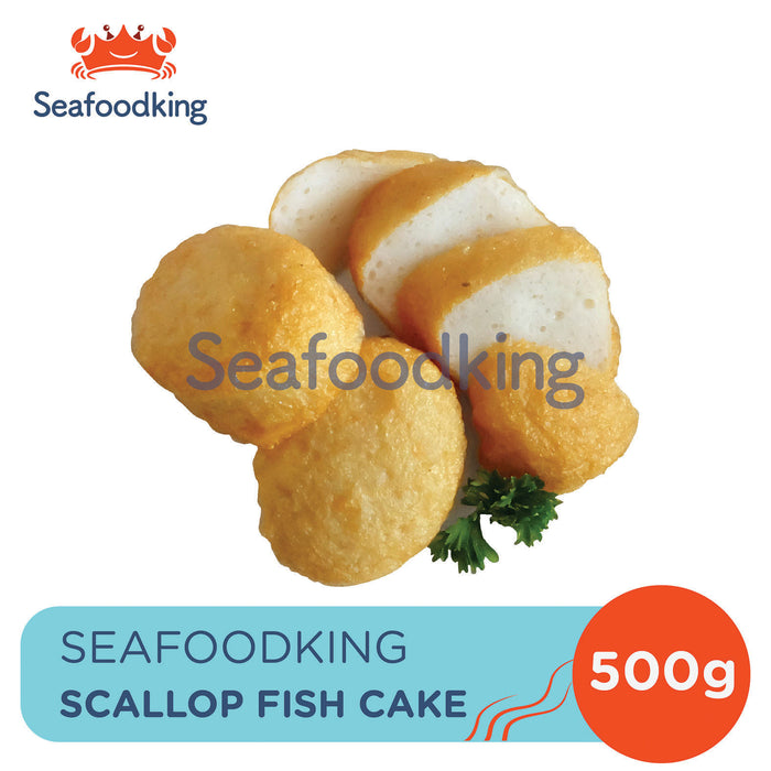 Scallop Fish Cake