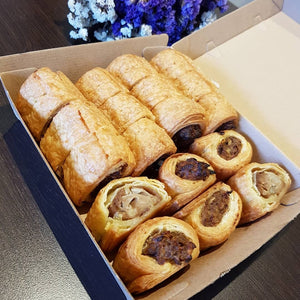 Sausage Roll or Mince Savoury