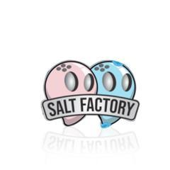 Salt Factory Nicotine Salt Eliquid