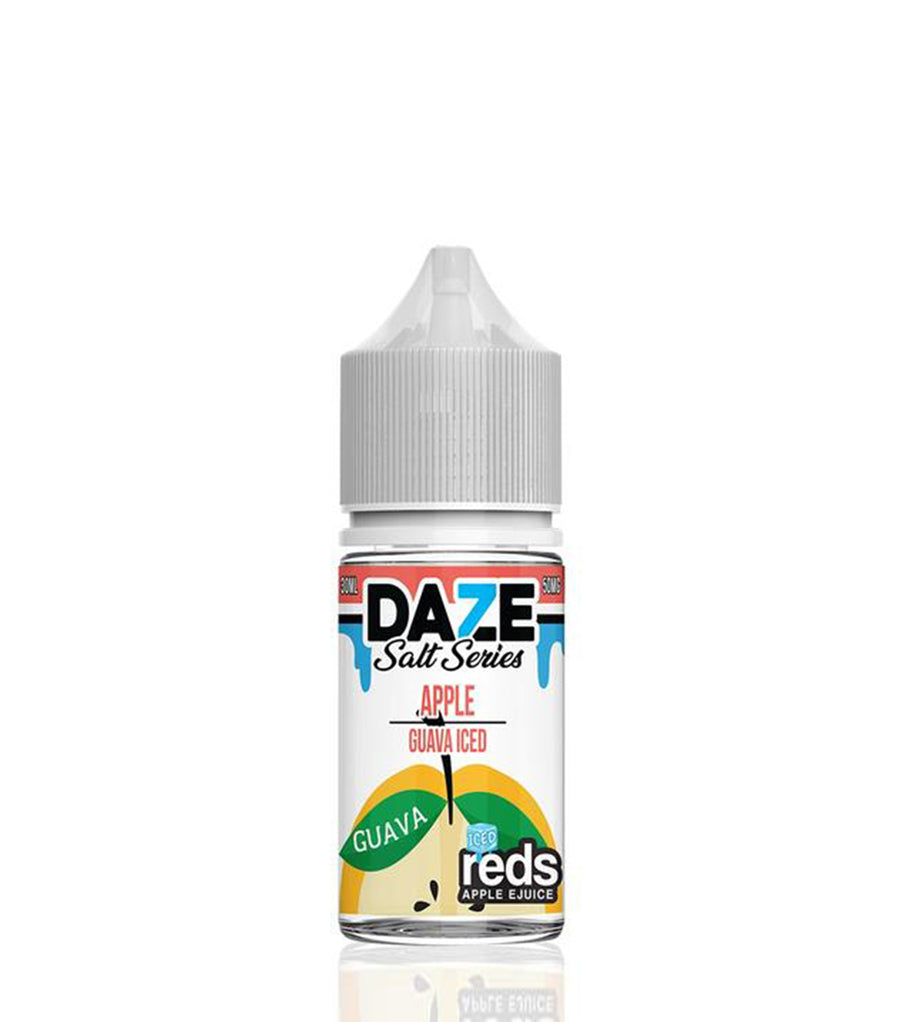 Reds E-Juice Iced Guava Apple