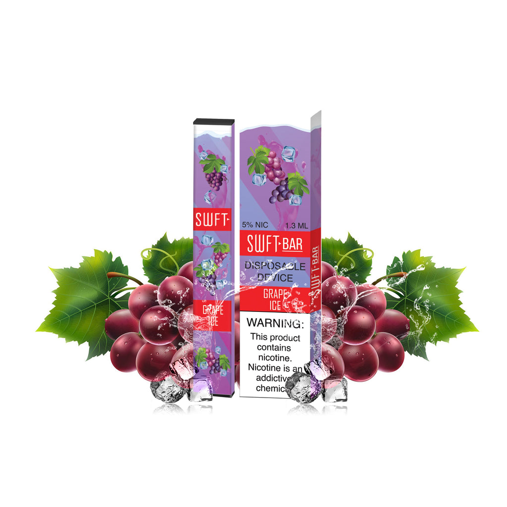 SWFT Bar Disposable Vape Grape Ice