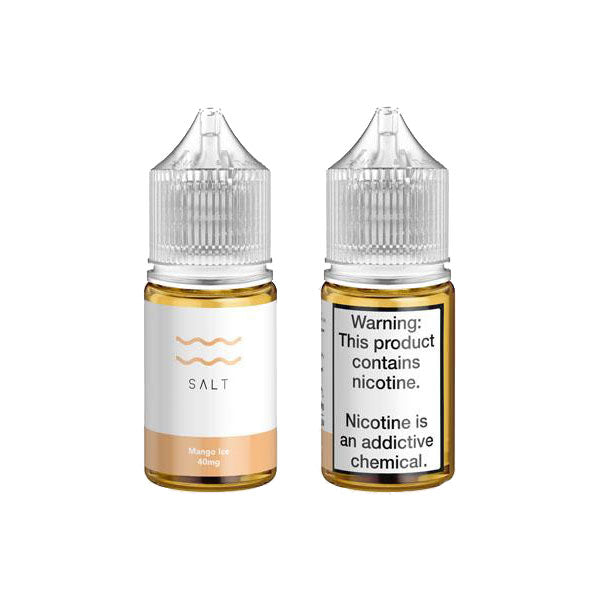 CRFT Salts Nicotine Salt E-Juice - 30ml - Mango Ice