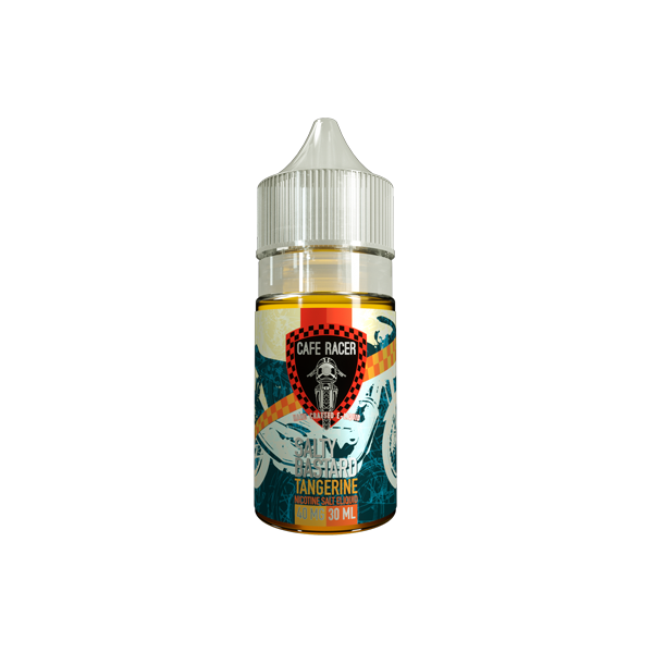 Salty Bastard Nicotine Salt E-Liquid - 30ml - Tangerine