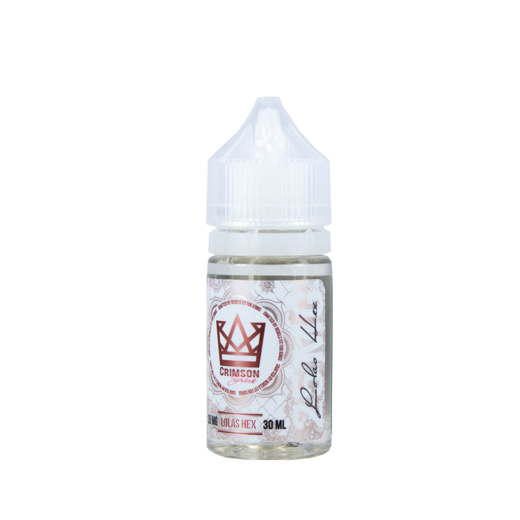 Rebels & Kings (R&K) Nicotine Salt E-Liquid - 30ml - Lola's Hex